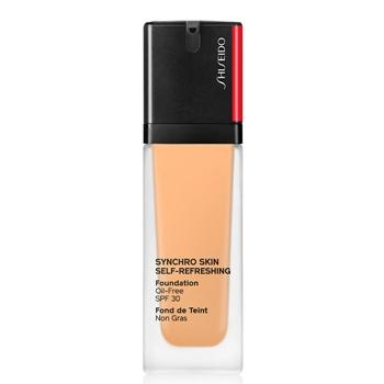 Shiseido Synchro Skin Self-Refreshing Foundation SPF30 Nº 350 Maple