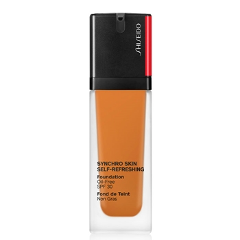Shiseido Synchro Skin Self-Refreshing Foundation SPF30 Nº 430 Cedar