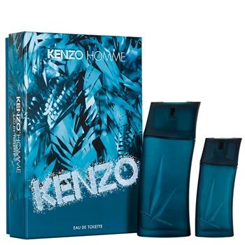 KENZO HOMME Estuche 100 ml Vaporizador + 30 ml Vaporizador
