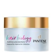 Hair Biology Purifica & Recostruye Mascarilla de Pantene