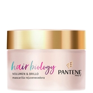 Hair Biology Volumen & Brillo Mascarilla de Pantene