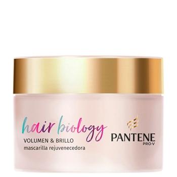 Hair Biology Volumen & Brillo Mascarilla de Pantene