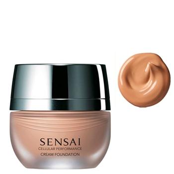 SENSAI Cellular Performance Cream Foundation Nº CF24 Amber Beige