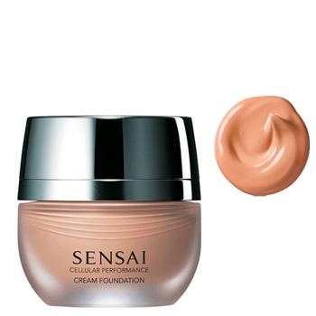 SENSAI Cellular Performance Cream Foundation Nº CF23 Almond Beige