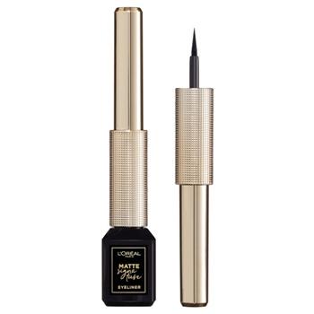 L'Oréal Matte Signature Liner Nº 01 Negro