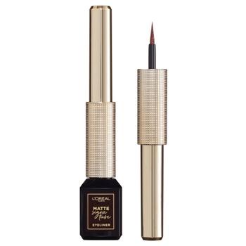 L'Oréal Matte Signature Liner Nº 03 Marrón