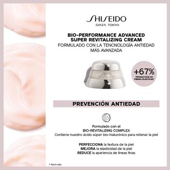 Bio-Performance Advanced Super Revitalizing Cream de Shiseido
