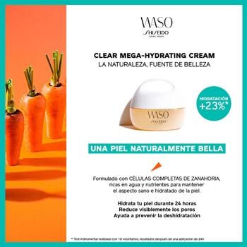 Waso Clear Mega-Hydrating Cream de Shiseido