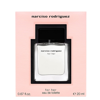 Narciso Rodríguez FOR HER EDT 20 ml Vaporizador