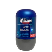 DESODORANTE ICE BLUE ROLL-ON de Williams