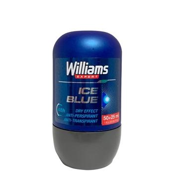 DESODORANTE ICE BLUE ROLL-ON de Williams Expert