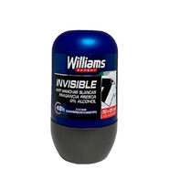 DESODORANTE INVISIBLE ROLL-ON de Williams