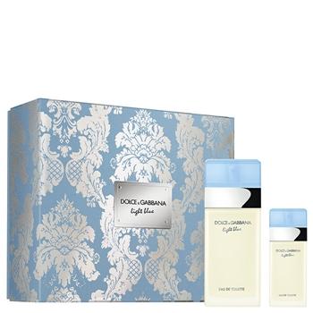 Dolce & Gabbana LIGHT BLUE Estuche 100 ml Vaporizador + 25 ml Vaporizador