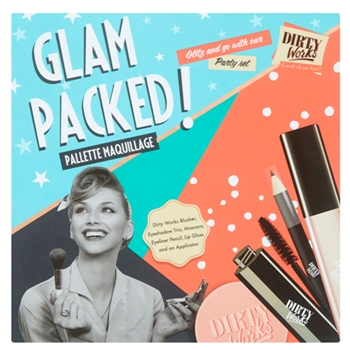 Dirty Works Glam Packed Make Up Palette