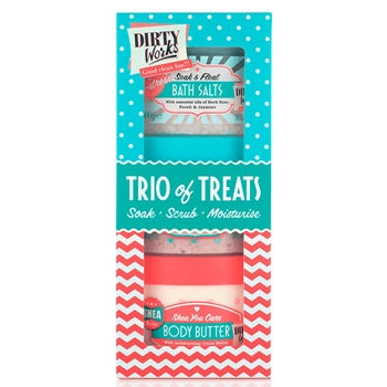 Dirty Works Trio Of Treats 3 Productos
