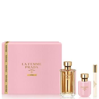 Prada La Femme L'Eau Estuche 100 ml Vaporizador + Body Lotion 100 ml + Roll-On 10 ml