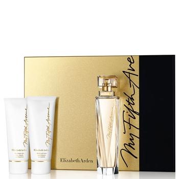 Elizabeth Arden My Fifth Avenue Estuche 100 ml Vaporizador + Body Lotion 100 ml + Shower Gel 100 ml