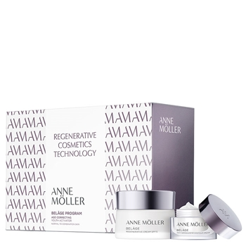 Anne Möller ADN40 Belâge Crema Pieles Secas Estuche 50 ml + Belâge Anti-Wrinkle Eye Contour Cream 15 ml