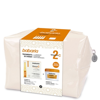 Vitamin C Estuche de Babaria