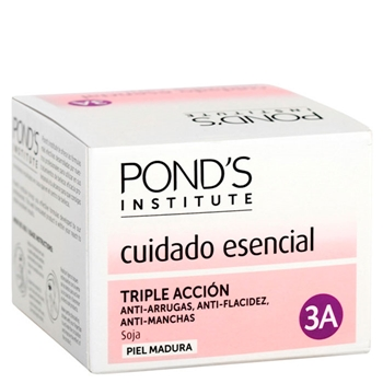 Pond's Cuidado Esencial Triple Acción-3A 50 ml