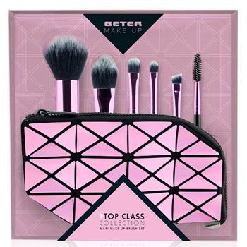 Maxi Make Up Top Class Estuche Rosa de BETER
