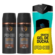 Desodorante Body Spray Dark Temptation Pack de AXE