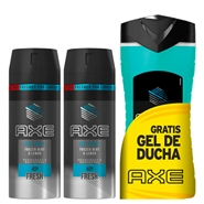 Desodorante Body Spray Ice Chill Pack de AXE