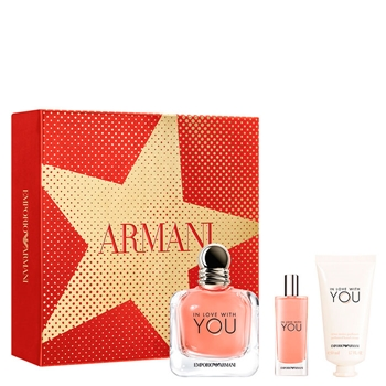 IN LOVE WITH YOU Estuche de Armani