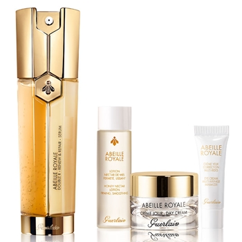 Guerlain Abeille Royale Double R Renew & Repair Sérum Estuche 50 ml + 3 Productos