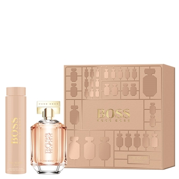 Hugo Boss BOSS THE SCENT For Her Estuche 100 ml Vaporizador + Body Lotion 200 ml