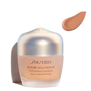 Shiseido Future Solution LX Total Radiance Foundation Nº Rosé 3