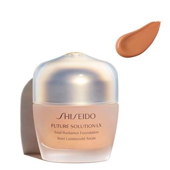 Shiseido Future Solution LX Total Radiance Foundation Nº Rose 4