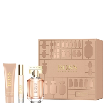 Hugo Boss BOSS THE SCENT For Her Estuche 50 ml Vaporizador + Body Lotion 50 ml + 7,4 ml Vaporizador