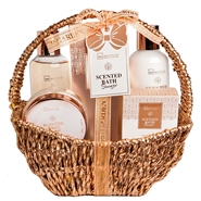 Set Scented Bronze Basket  de IDC INSTITUTE
