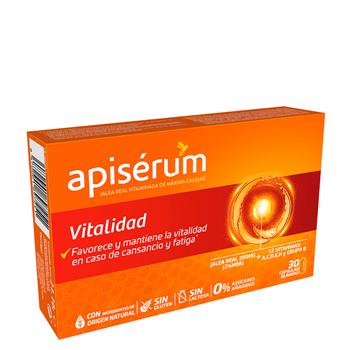 Vitalidad Cápsulas de Apisérum