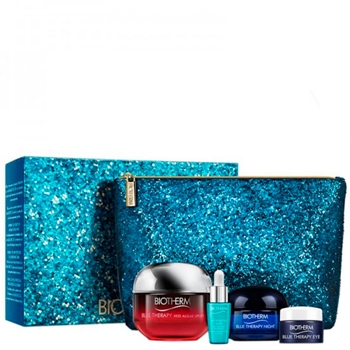 BIOTHERM Blue Therapy Red Algae Uplift Estuche 50 ml + 3 Productos