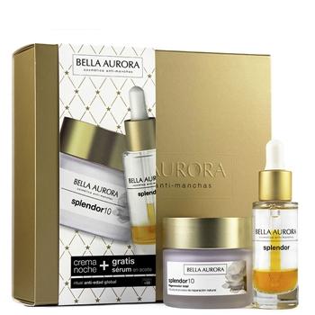 Bella Aurora SPLENDOR 10 NOCHE Estuche 50 ml + Splendor 10 Sérum en Aceite 20 ml