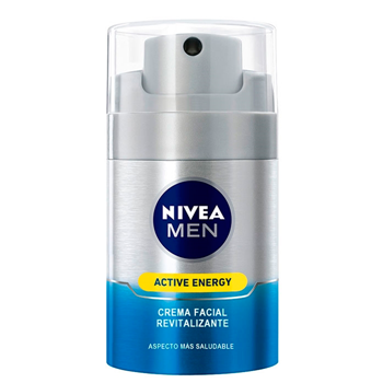 NIVEA MEN Active Energy Crema Facial Revitalizante 50 ml