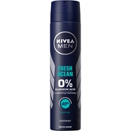 Fresh Ocean Spray Desodorante sin Aluminio de NIVEA MEN