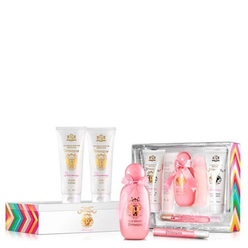 New Brand Princess Dreaming Estuche 100 ml Vaporizador + 20 ml + Body Lotion 130 ml + Gel Ducha 130 ml