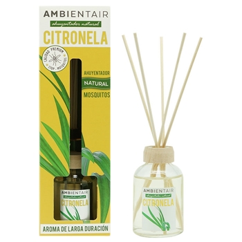 Ahuyentador Natural Citronela de Ambientair