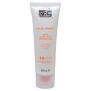Soleil-Protect Crème Hydratante Désaltérante SPF50+ de Roc