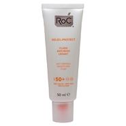 Soleil-Protect Fluide Anti-Rides Lissant SPF50+ de Roc