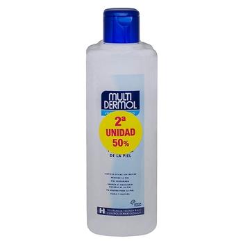 Multidermol Jabón Líquido 750 ml + 750 ml