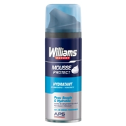 MOUSSE PROTECT HYDRATANT de Williams