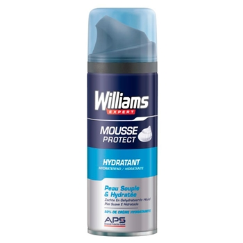 Williams MOUSSE PROTECT HYDRATANT 200 ml