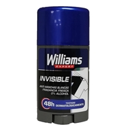 Desodorante Invisible Stick de Williams