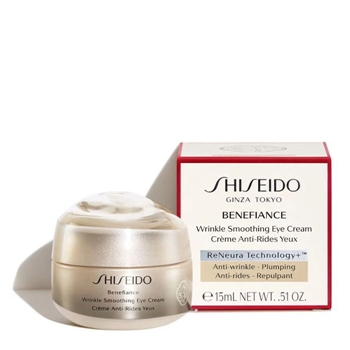 Benefiance Wrinkle Smoothing Eye Cream de Shiseido