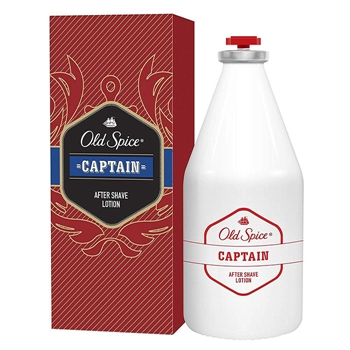Old Spice Captain After Shave Lotion 100 ml