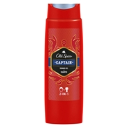 Captain Gel 2 en 1 de Old Spice